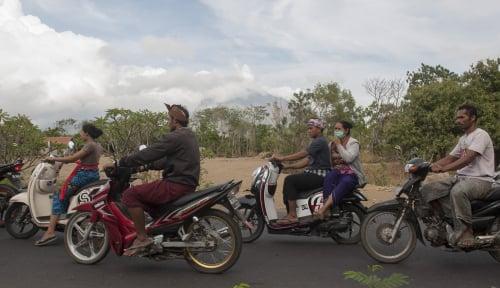 Foto BPS: Nilai Tukar Petani Bali Merosot 0,56 Persen