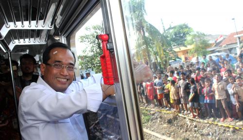 Foto Swasta Terus Didorong Aktif Berperan dalam Pengelolaan Kereta Api Indonesia