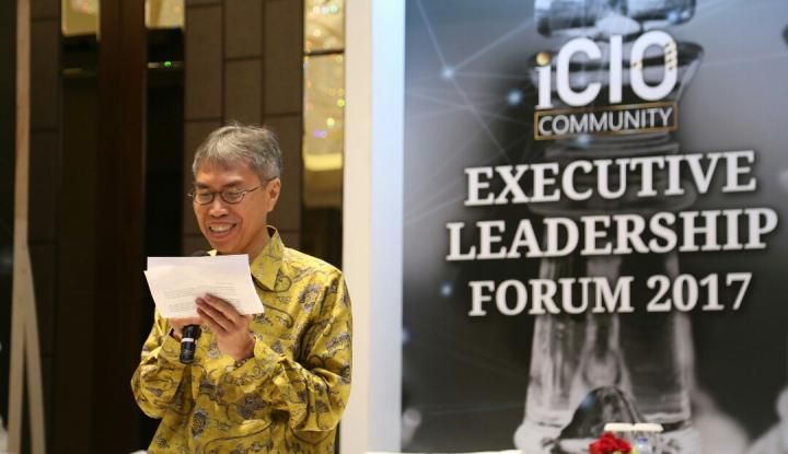 Foto Berita iCIO Community Bahas Kepemimpinan di Era Digital