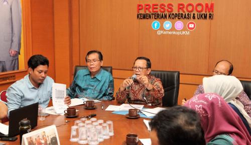 Foto Penerbitan IUMK Terkendala Aturan Pendelegasian Pemda yang Masih Rendah