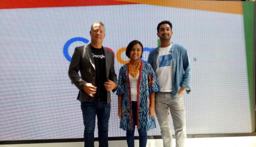 Foto Melalui Program Womenwill, Google: Minat Wirausaha Perempuan Tinggi