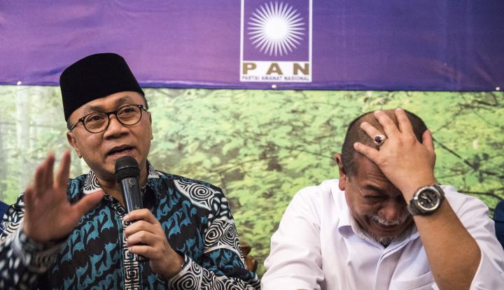 Foto Berita Diduga Terlibat Kasus Suap Lahan, KPK Tak Berani 'Sentuh' Zulkifli Hasan?