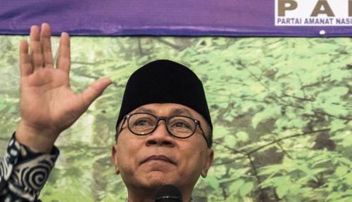 Foto Zulkifli Hasan dan 3 Nama Ini Akan Bersaing Rebut Kursi Ketum PAN