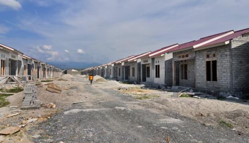 Foto Infrastruktur Jadi Sorotan dalam Program Rusus