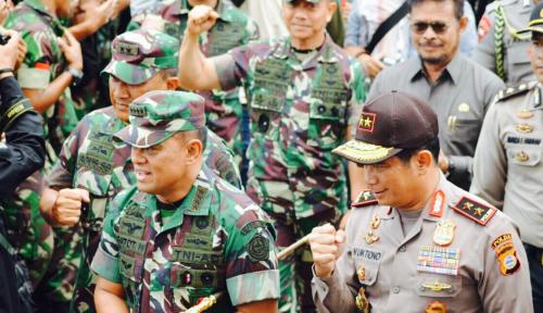 Foto Satu Nama dalam Surat Pergantian Panglima TNI, Siapa Dia?