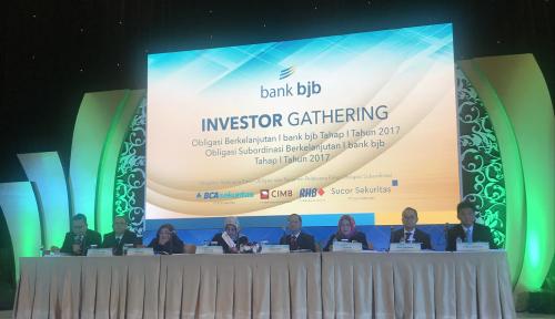 Foto Yuddy Renaldi Ditunjuk Jadi Direktur Utama Bank BJB