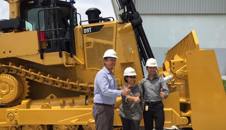 Foto Berita Trakindo Luncurkan Hydraulic Excavator Generasi Terbaru
