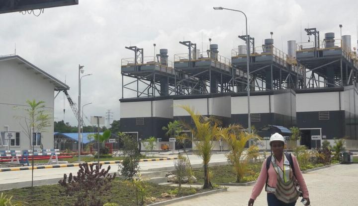 pln: listrik di papua belum cukup untuk industri