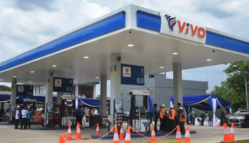 Foto Vivo Diwajibkan Bangun SPBU di Wilayah 3T