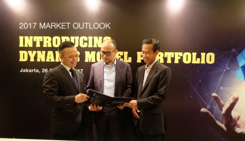 Foto Bank Commonwealth Luncurkan Dynamic Model Portfolio