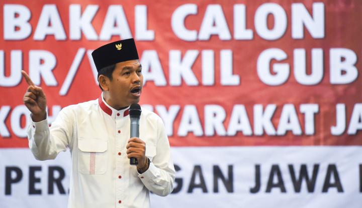 Foto Berita Dedi Mulyadi Usul Setnov Taati Proses Hukum
