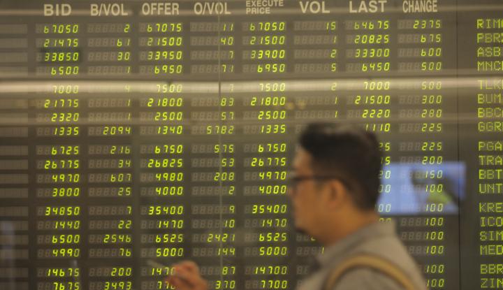 Foto Berita Bursa Efek Filipina Ditutup Menguat