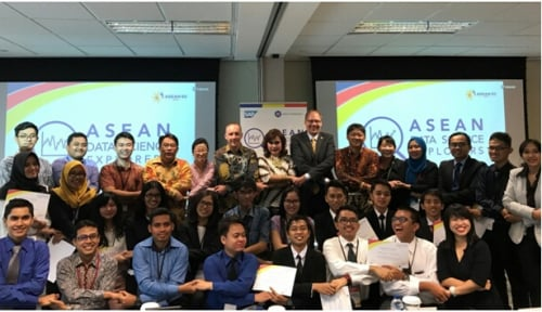 Indonesia Tembus ke Babak Final Kompetisi ASEAN Data Science Explorer