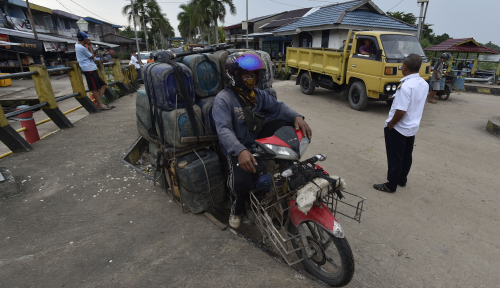 Foto BPH Migas: Program BBM Satu Harga Terbentur Masalah Perizinan
