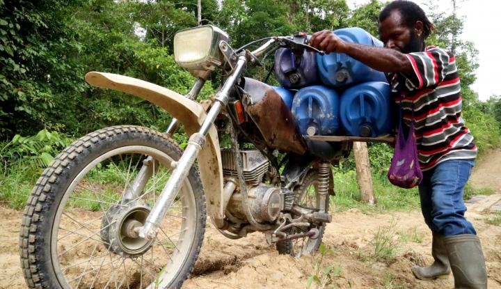 Foto Berita Infrastruktur dan Pertanian Atasi Masalah Papua
