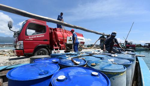 Foto Satgas Nataru Beroperasi Besok, Pertamina Pastikan Stok BBM Aman