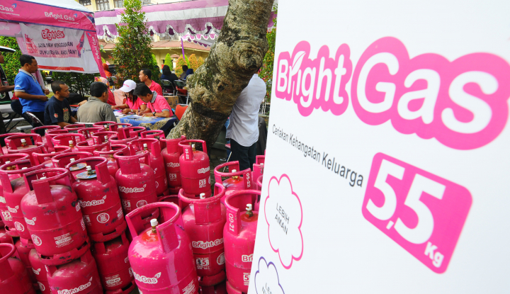 Foto Berita Pertamina Gencar Sosialisasikan Bright Gas 5,5 Kg