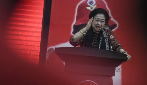 Foto Megawati Ingatkan Pentingnya Semangat Gotong Royong