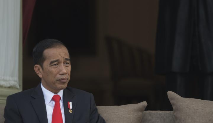 Foto Berita Hadiri Pernikahan Anak Pelatih Panahnya, Presiden Jokowi Bikin Heboh