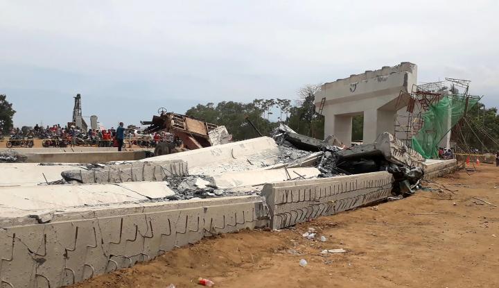 Foto Berita Marak Kecelakaan Kerja, DPR Bakal Panggil PUPR