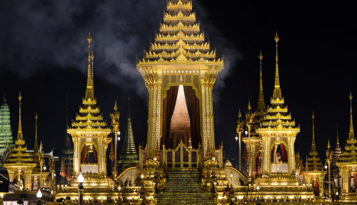 Foto Bali Kalah dari Bangkok, Loh Kok Bisa?