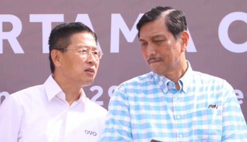 Foto Kata Bos Lippo Pembangunan Meikarta Sudah 70%
