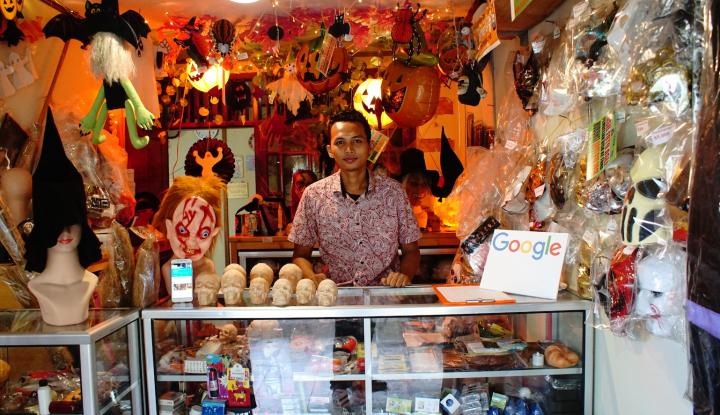 Foto Berita 60% Kekuatan Ekonomi Indonesia Berada di Sektor UKM