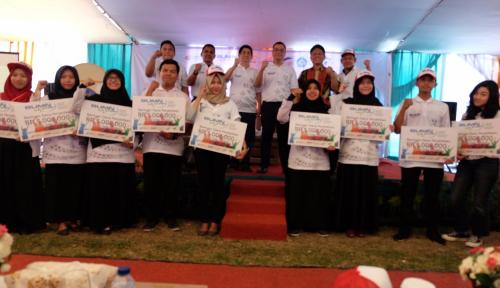 Foto Tiga BUMN Berikan Bantuan Bagi Mahasiswa Universitas Lampung