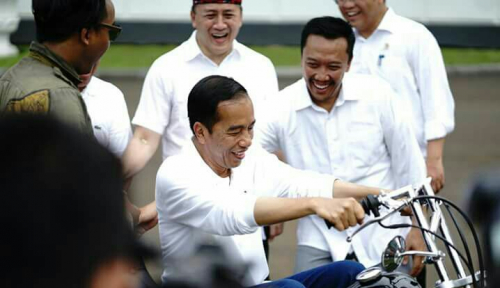 Foto HIPKA Dukung Jokowi Soal Peningkatan Kualitas SDM