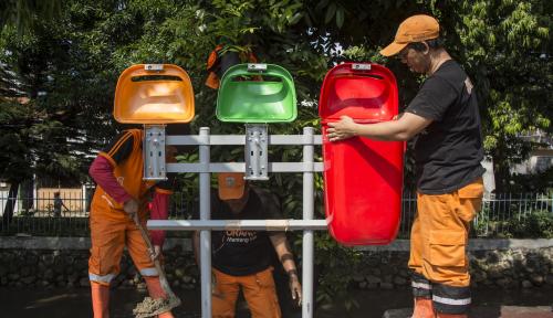 Lions Club Wujudkan Bumi Bersih dan Sehat dalam World Cleanup Day