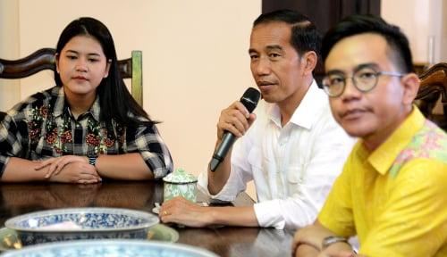 Foto Libur, Presiden Bersama Keluarga Makan Soto di Solo