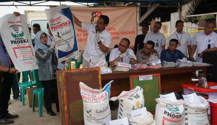Foto Berita Pupuk Indonesia Gencar Lakukan SDG