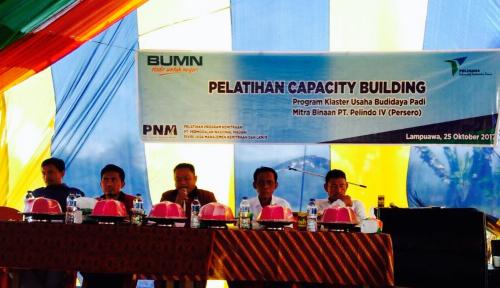 Foto Pelindo IV Salurkan Program Kemitraan Rp2 Miliar Bagi Petani Lutra