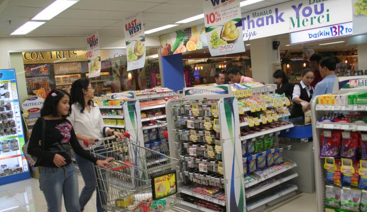 Ditinggal Lebaran, Penjualan Eceran di Juni 2019 Malah Merosot - Warta Ekonomi