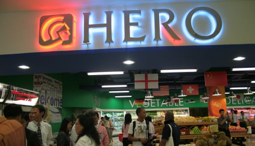 HERO 53,9 Juta Saham HERO Dibeli DFCL