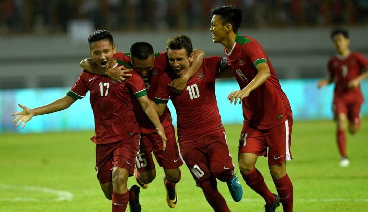 Foto Berita Indonesia Kandaskan Filipina 4-1 di AFF U-19