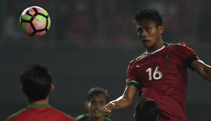Foto Berita Gol Cepat Bahrain Buat Timnas Indonesia Tak Berdaya di Anniversary Cup