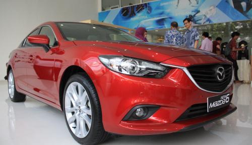 Foto BCA Bidik Penjualan 2500 Mobil di Expo 2017