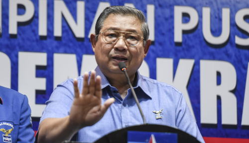 Foto Disindir Amien Rais, SBY Kumpulkan Petinggi Demokrat di Singapura, Mau Apa?