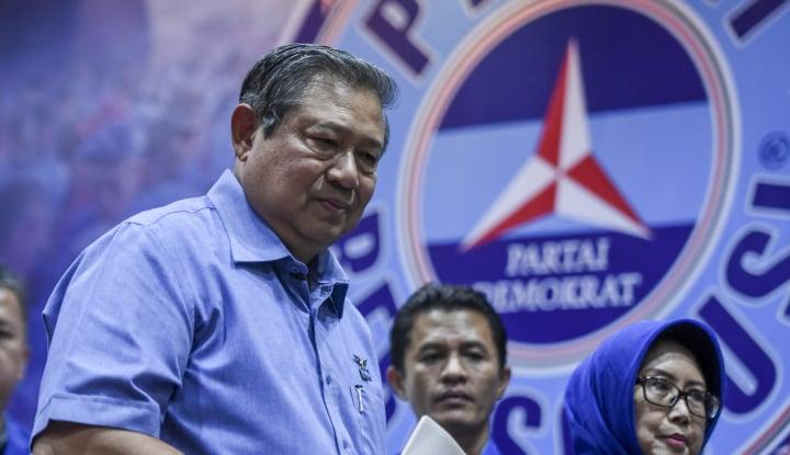 Foto Berita Demokrat: Agus Komunikasi dengan PDIP Bukan Instruksi SBY