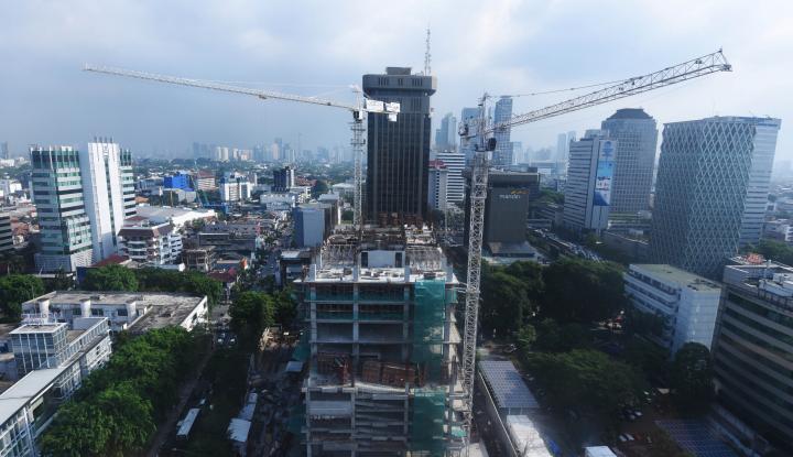 Foto Berita Ternyata, 57 Persen Konsumen Indonesia Pilih Tinggal di Apartemen