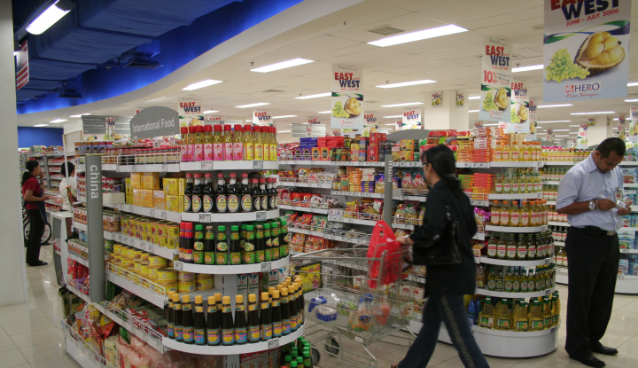 Ini Kata FamilyMart Soal Penjarahan di Minimarket Kota Palu - Warta Ekonomi