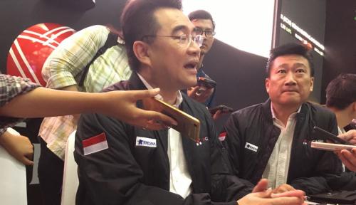 Foto Perdagangan Perdana, Saham MCAS Naik 685 Poin