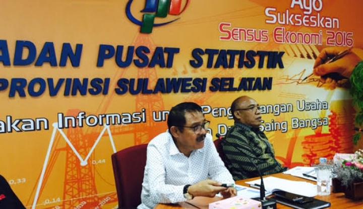 Foto Berita Ini Penyebab Makassar Catat Inflasi pada Maret 2018