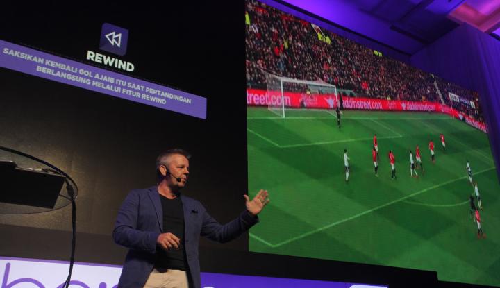 Ribuan Siaran Olahraga dan Hiburan Premium Dibajak - Warta Ekonomi