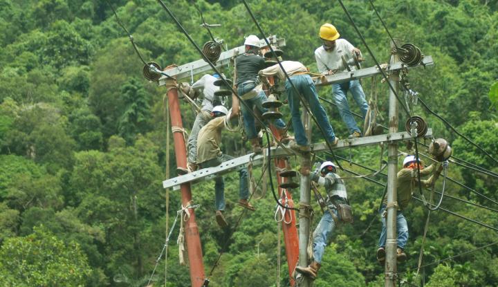 Foto Berita Realisasi Rasio Elektrifikasi 2017 Capai 94,91%