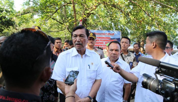 Foto Berita Luhut Minta Bos AirAsia Buka Layanan Kargo di Indonesia Timur
