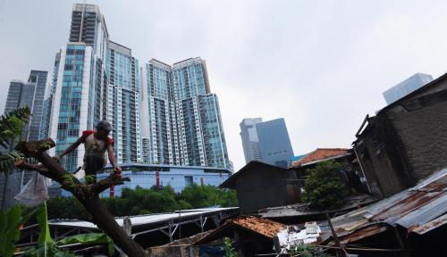 Foto Jelang Akhir Tahun, Tingkat Inflasi di Jakarta Naik