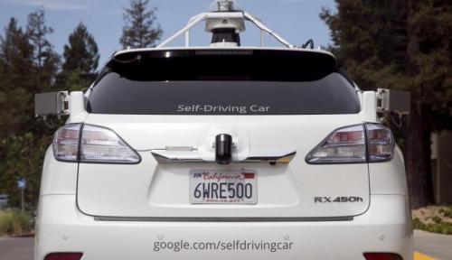 Foto Ini 17 Perusahaan yang Uji Cobakan Mobil Swakemudi