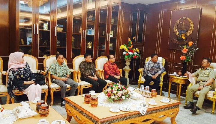 Foto Berita Gubernur Sulsel Dorong Bank Syariah Dukung Sektor Pertanian